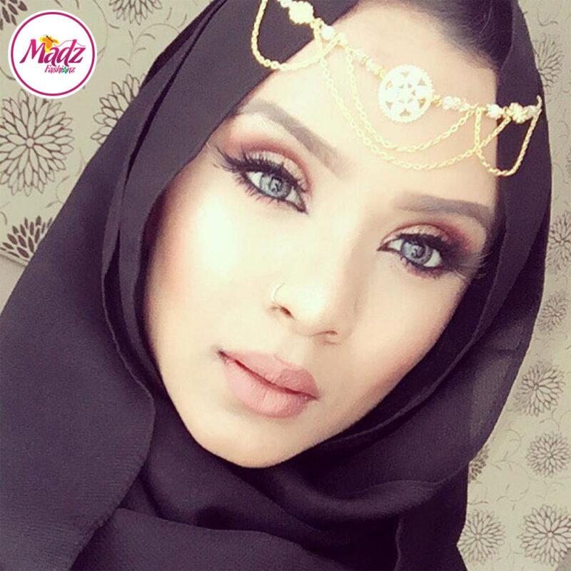 Madz Fashionz UK: Shahara Bespoke Crystal Headpiece Matha Patti