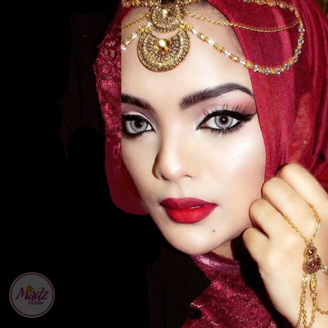 Zahra's Matha Patti , head wear , indian hair jewelry , Pearl headpiece , arabic hijab jewels , chain hair accessories , matha patti , Indian bridal jhoomer