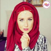 Madz Fashionz UK: Suumeya's Bespoke Headpiece Matha Patti Hair Jewellery