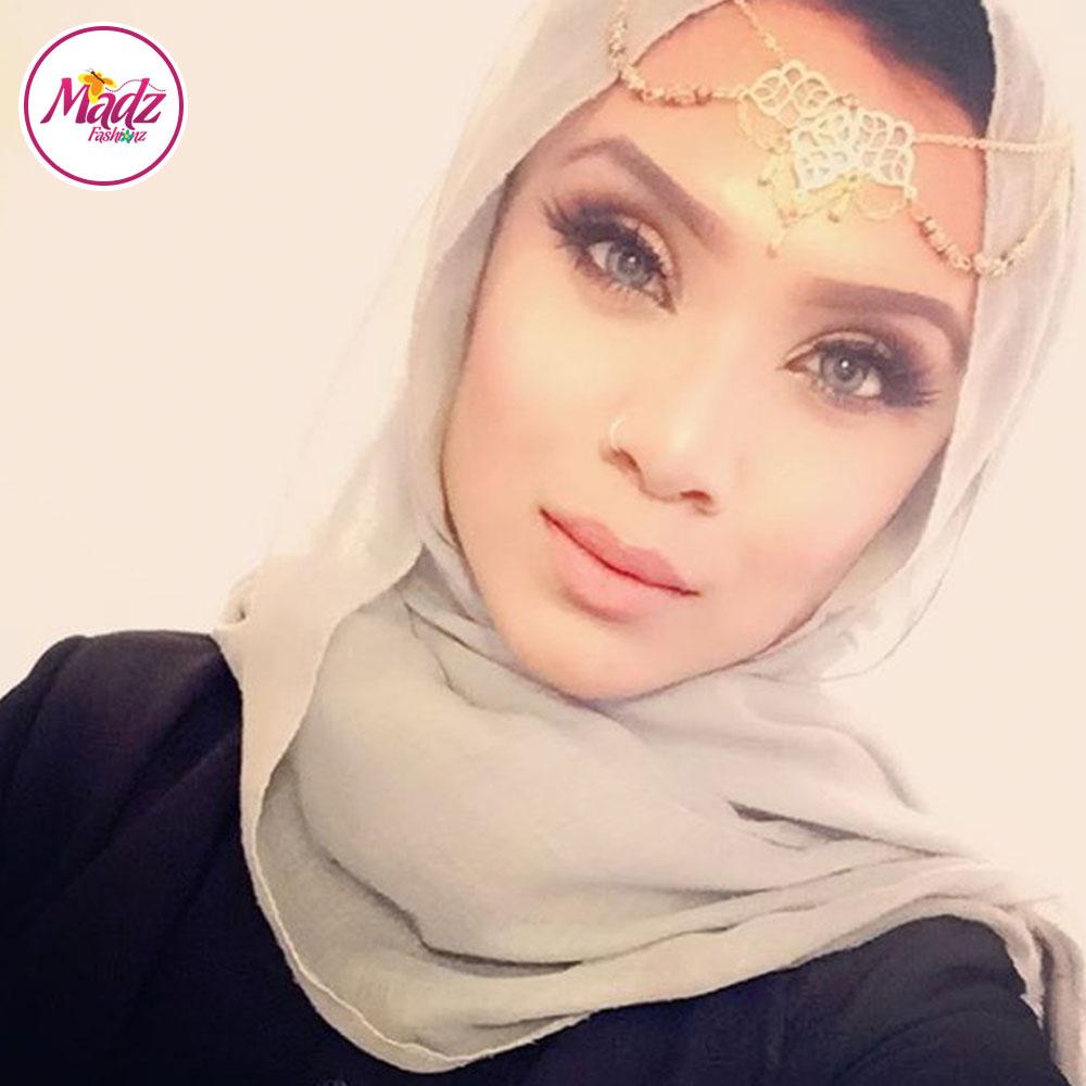 Madz Fashionz UK: Shahara Egyptian Headpiece Gold Silver Matha Patti