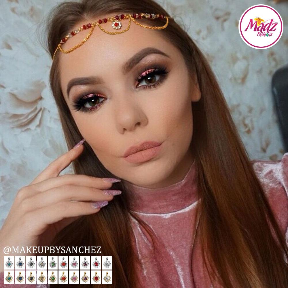 Madz Fashionz UK: Makeupbysanchez Bespoke Delicate Matha Patti