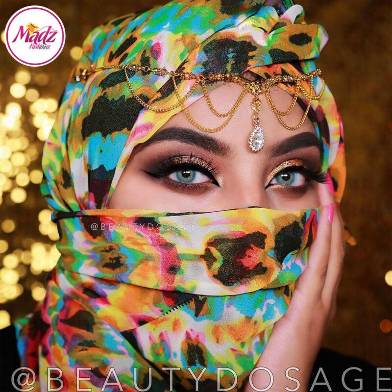 Madz Fashionz UK: Beautydosage Bespoke Crystal Drop Matha Patti Headpiece