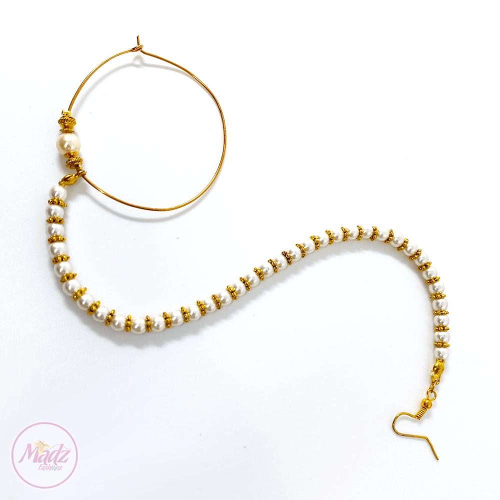 Hayat – Gold Nose Ring