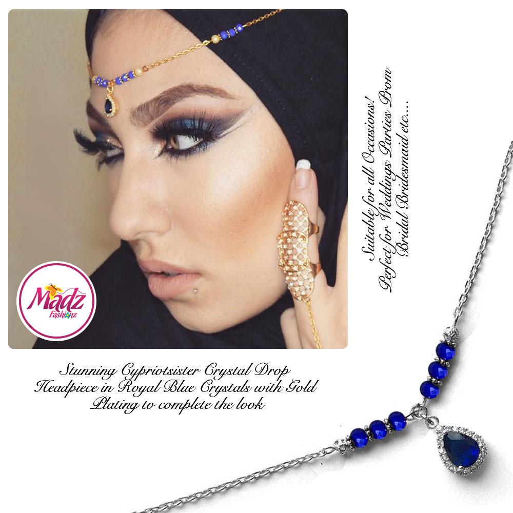 Costume Jewellery Uk New Matha Patti Hijab Jewellery Chain Gold