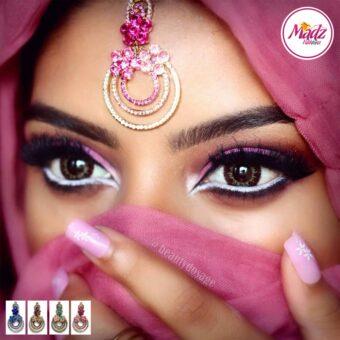 Madz Fashinz USA: Beautydosage Chandelier Maang Tikka