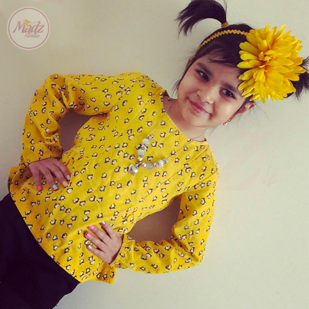 Yellow Headband – 1 (1)