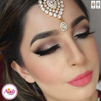 Madz Fashionz USA: Sadiiyah Chandelier Statement Bridal Earrings