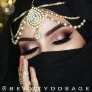 Gold Head Wear , Silver Head Wear , BeautyDosage Matha Patti , indian hair jewelry , Pearl headpiece , arabic hijab jewels , chain hair accessories