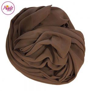 Madz Fashionz USA: Long Maxi Plain Chiffon Khaki Muslim Hijabs Scarves Shawls